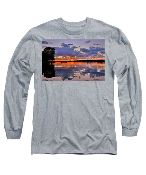 Spring Reflections Long Sleeve T-Shirt