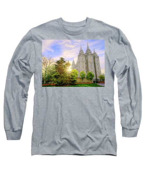 Spring Rest Long Sleeve T-Shirt