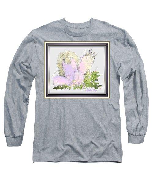 Spring Shower Slumber Long Sleeve T-Shirt
