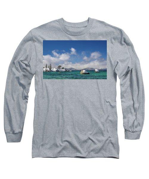 Spring Snow Long Sleeve T-Shirt