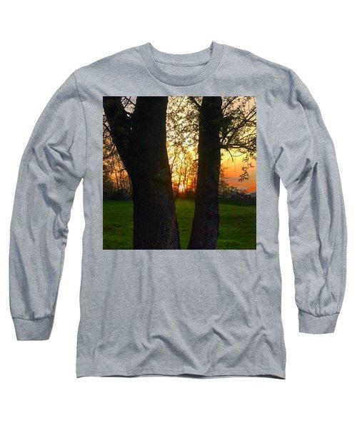 Spring Sunset 2018 Long Sleeve T-Shirt