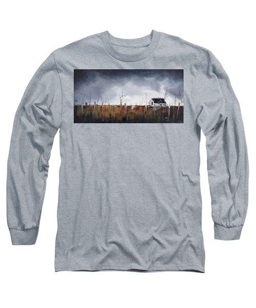 Spring Thaw Long Sleeve T-Shirt by Carolyn Doe