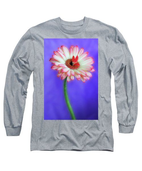 Sprouting Dahlia Long Sleeve T-Shirt