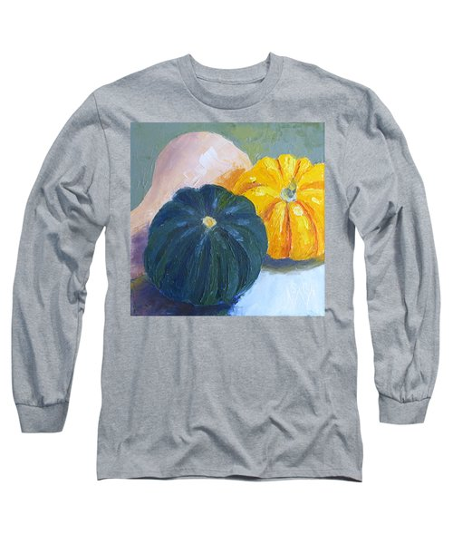 Squash Trio Long Sleeve T-Shirt