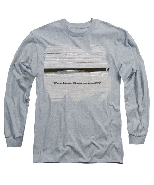 Squeezed Long Sleeve T-Shirt