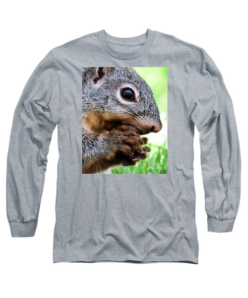 Squirrel 3 Long Sleeve T-Shirt