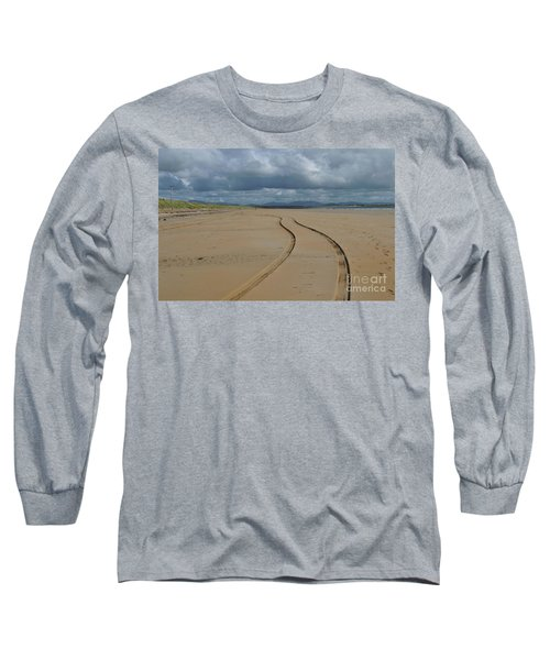 Srah Beach Claggan Island Long Sleeve T-Shirt