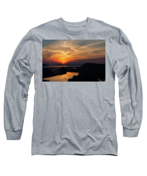Long Sleeve T-Shirt featuring the photograph Srw-11 by Ellen Lentsch
