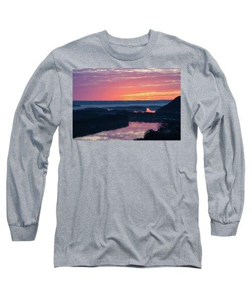 Long Sleeve T-Shirt featuring the photograph Srw-2 by Ellen Lentsch