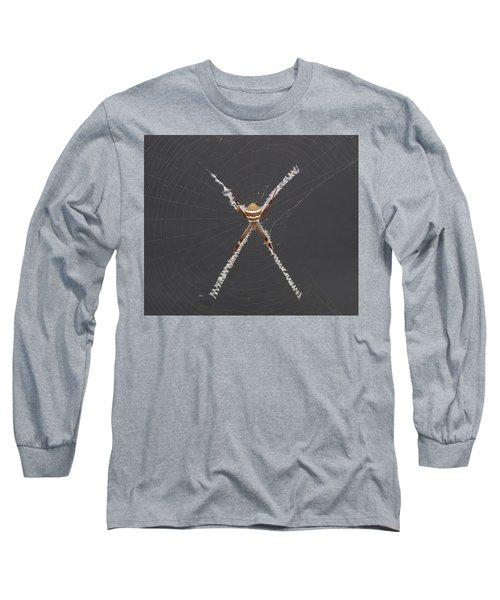 St. Andrews Cross Long Sleeve T-Shirt