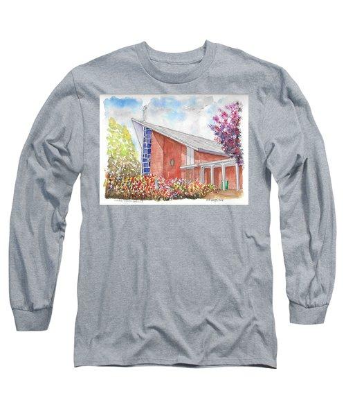 St. Anthony Of Padua Catholic Church, Gardena, California Long Sleeve T-Shirt