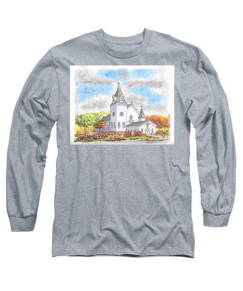 St. Boniface Catholic Church, Walhalla, North Dakota Long Sleeve T-Shirt