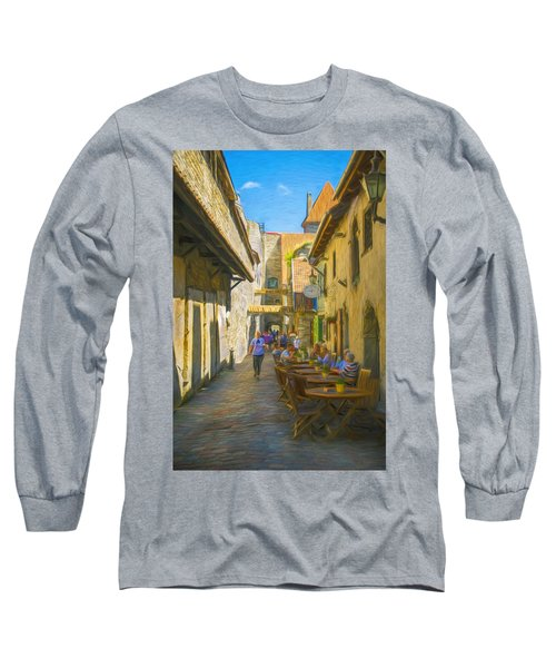 St. Catherine's Passage Long Sleeve T-Shirt