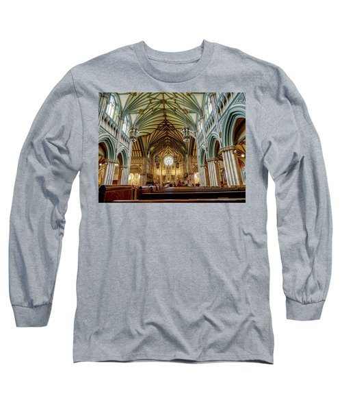 St Dunstan's Cathedral  Long Sleeve T-Shirt