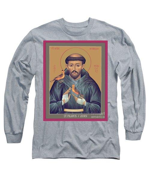 St. Francis Of Assisi - Rlfob Long Sleeve T-Shirt