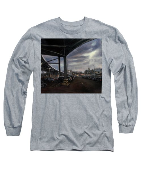 St. George From The Staten Island Ferry Terminal Long Sleeve T-Shirt