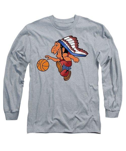 St Johns Redmen I Long Sleeve T-Shirt by  Newwwman