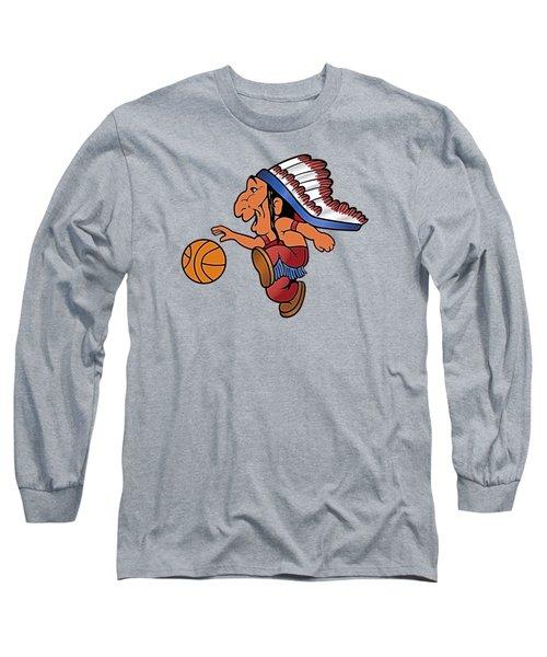 St Johns Redmen I Long Sleeve T-Shirt