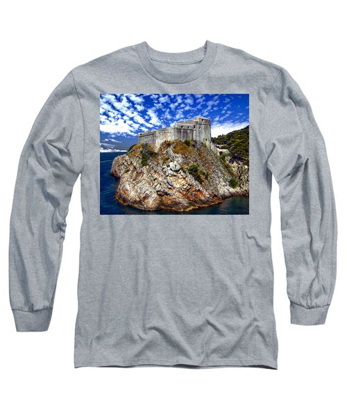 St. Lawrence Fortress Long Sleeve T-Shirt