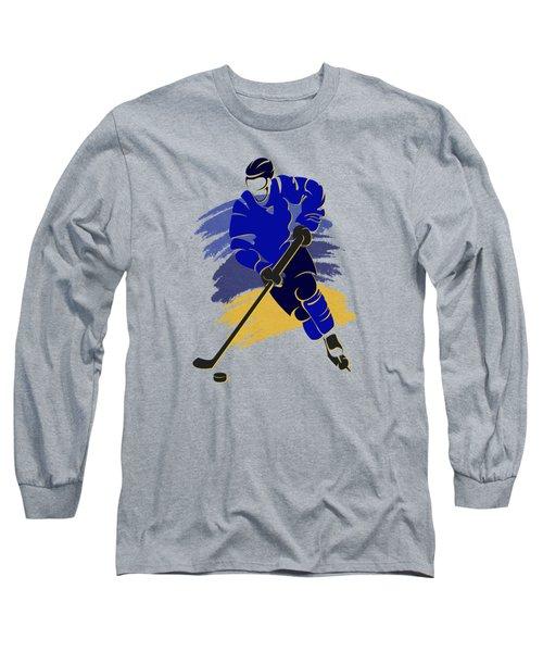 St Louis Blues Player Shirt Long Sleeve T-Shirt