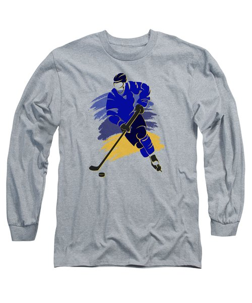 St Louis Blues Player Shirt Long Sleeve T-Shirt