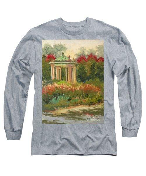 St. Louis Muny Bandstand Long Sleeve T-Shirt