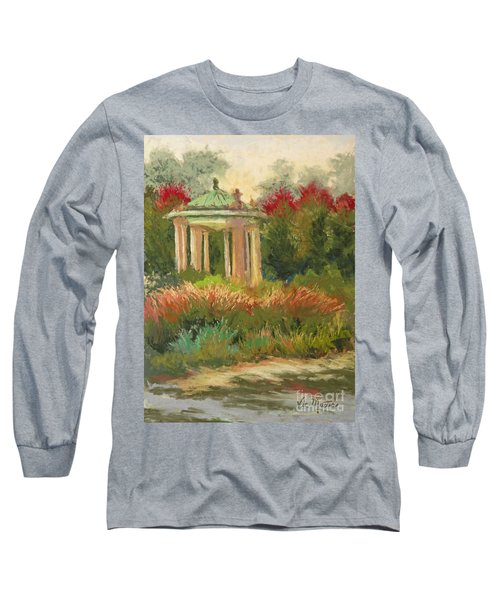 St. Louis Muny Bandstand Long Sleeve T-Shirt