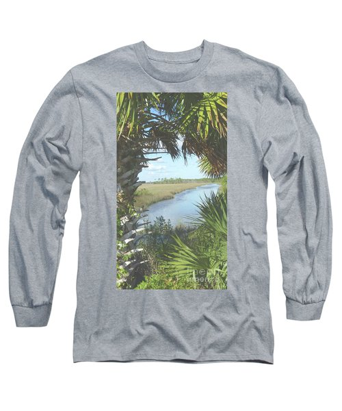 St. Mark's Marshes Long Sleeve T-Shirt