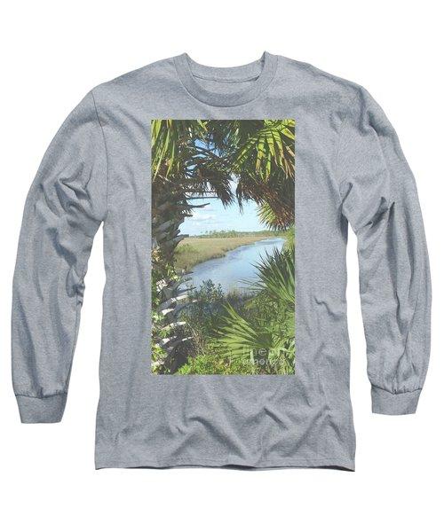 St. Mark's Marshes Long Sleeve T-Shirt