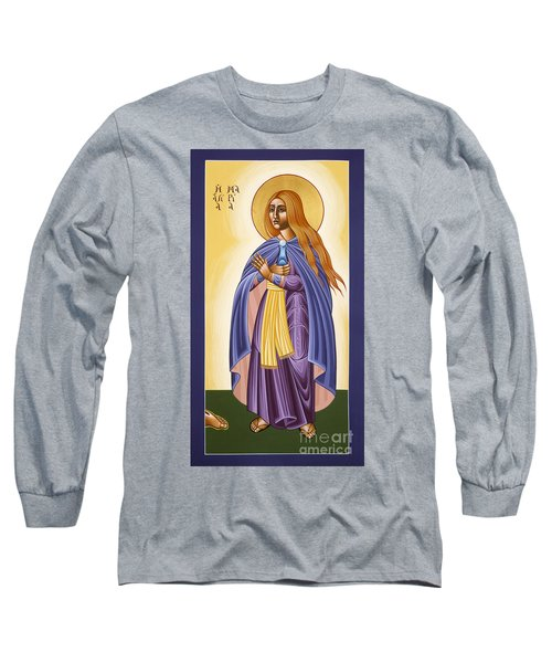 St Mary Magdalen Equal To The Apostles 116 Long Sleeve T-Shirt