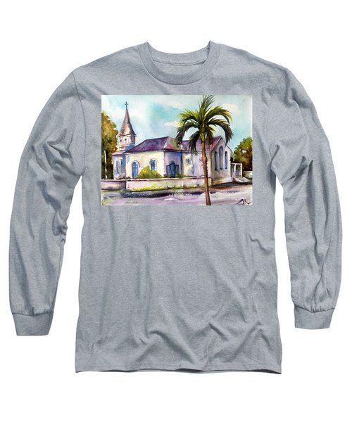 St. Matthews Church, Nassau Long Sleeve T-Shirt
