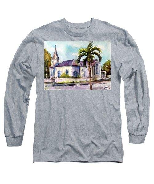 St. Matthews Church, Nassau Long Sleeve T-Shirt