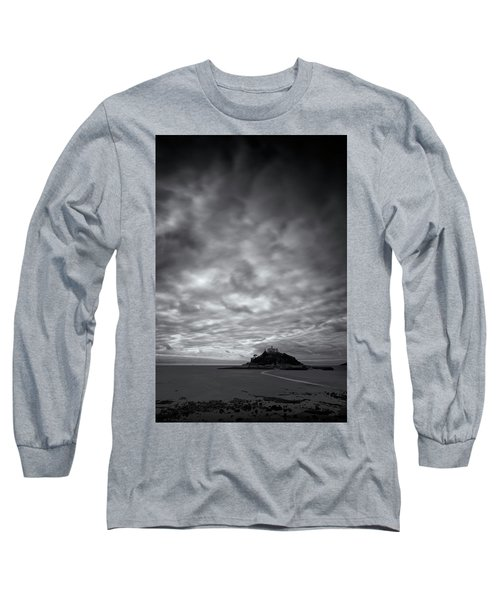 St Michael's Mount Long Sleeve T-Shirt by Dominique Dubied