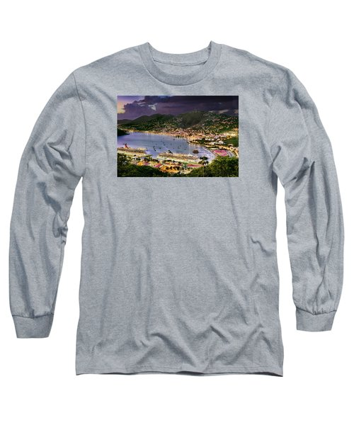 St Thomas Nights Long Sleeve T-Shirt