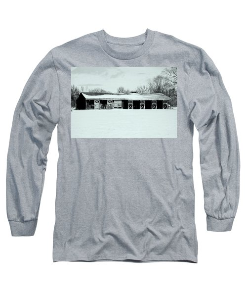 Stables Long Sleeve T-Shirt