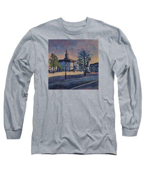 Stadhuis Maastricht Long Sleeve T-Shirt