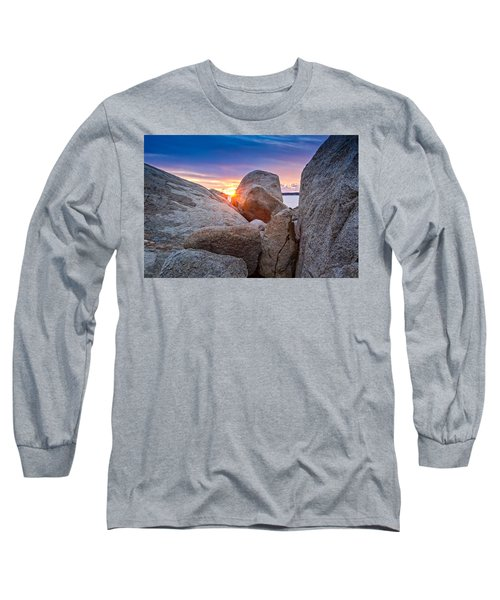 Stage Fort Park Gloucester Long Sleeve T-Shirt