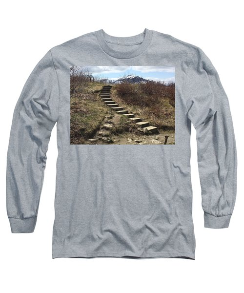 Stairway To Heaven II Long Sleeve T-Shirt