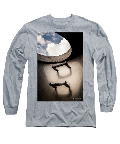 Stairway To Heaven - Inside Out Long Sleeve T-Shirt
