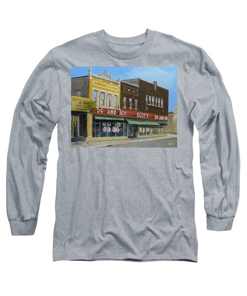 Stand Again Long Sleeve T-Shirt