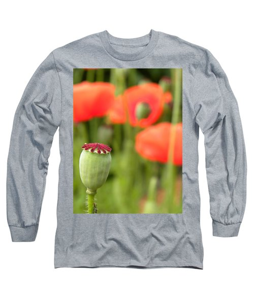 Standing Alone Long Sleeve T-Shirt