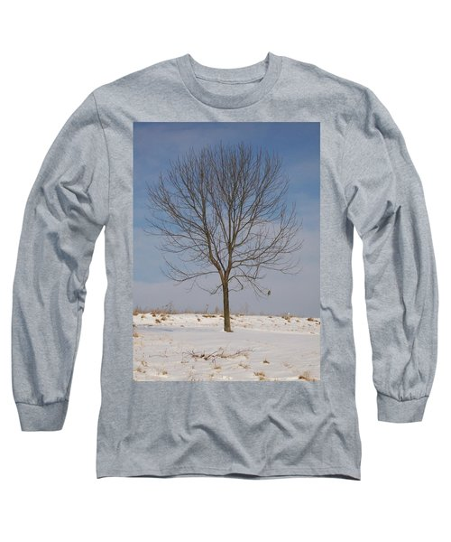 Long Sleeve T-Shirt featuring the photograph Standing Tall by Sara  Raber