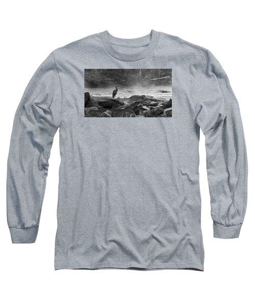 Standing Watch Long Sleeve T-Shirt