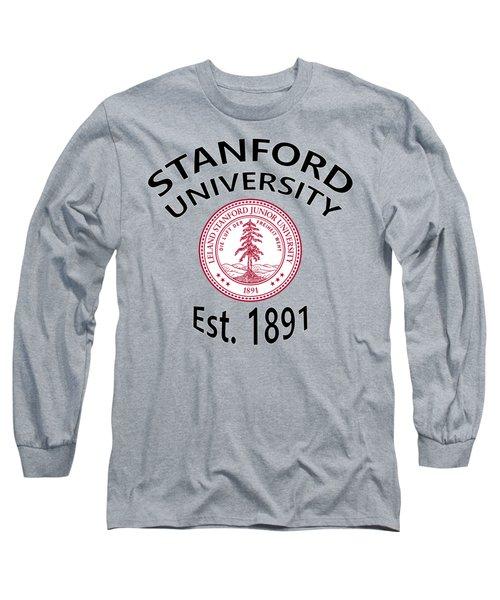 Stanford University Est 1891 Long Sleeve T-Shirt