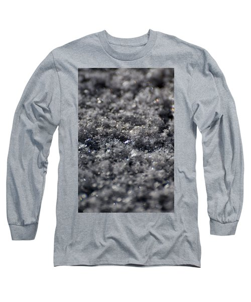 Star Crystal Long Sleeve T-Shirt