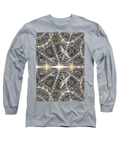 Star Grille Long Sleeve T-Shirt by Ron Bissett