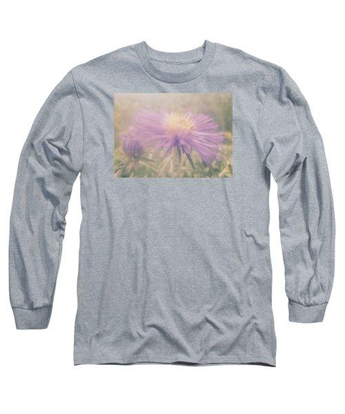 Star Mist Long Sleeve T-Shirt by Tim Good