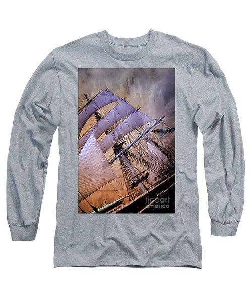 Star Of India San Diego 2 Long Sleeve T-Shirt