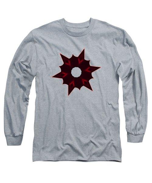 Star Record No. 6 Long Sleeve T-Shirt by Stephanie Brock