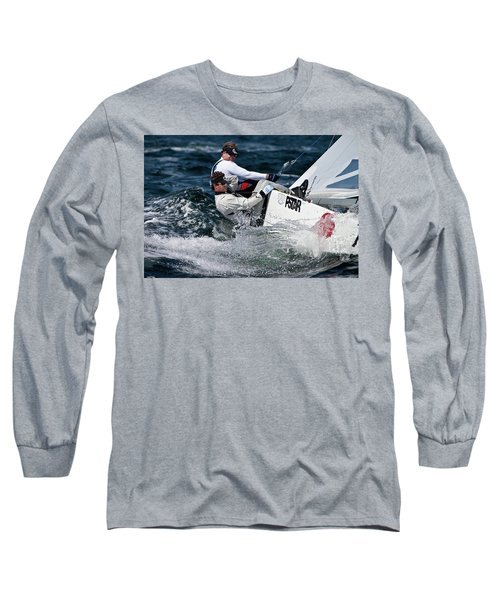 Star Splash Long Sleeve T-Shirt